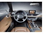 Audi A7 Sportback leaked