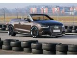 Audi A1 Cabriolet Front by MOMOYAK