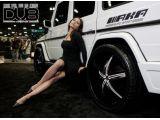 DUB SHOW Mercedes G Class G Wagon G500 G55 w463 BODY BODY KIT AKA EUROSP