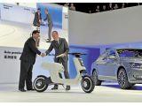 Volkswagen E-Scooter Concept - 19.4.2011