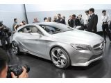 Mercedes-Benz A-Class concept / United Pictures