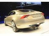 Volvo Concept Universe live in Shanghai / United Pictures