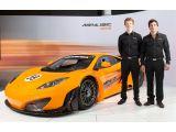 McLaren MP4-12C GT3 Price – £310 000