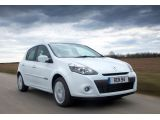 2011 Renault Clio Expression Eco – range of 1526 km