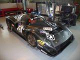 Ferrari P 4/5 Competizione in full racing livery