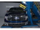 IIHS Full-Size Pickup Rollover Crash Test