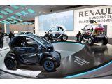 Paris 2010: Renault Twizy