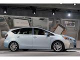 2012 Toyota Prius V: Detroit 2011