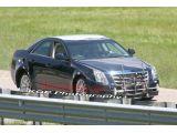 Spy Shots: Cadillac ATS