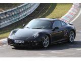 2012 Porsche 911 Nürburgring testing 29.03.2011 / Copyright SB-Medien
