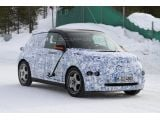 BMW i3 MegaCity vehicle first spy photos in Scandinavia, 08.03.2011 / Co