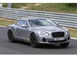 2012 Bentley Continental GTC facelift 19.05.2011 / Copyright SB-Medien