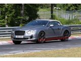 Bentley Continental GTC: Spy Shots
