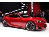 Scion FR-S Concept: New York 2011