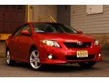 Review: 2009 Toyota Corolla XRS