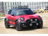 "Mini Cooper S ""Red Mudder"" by Dsquared²"