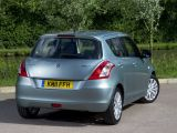 Suzuki Swift DDiS 2011