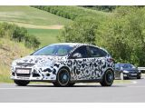 2012 Ford Focus ST spied on ring 26.05.2011 / Copyright SB-Medien