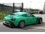 Aston Martin V12 Zatago racing prototype - 26.5.2011 / SB-Medien
