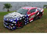 Tribute 2010 Chevrolet Camaro