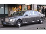 2011 ArmorTech Bentley Mulsanne