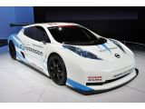 Nissan Leaf Nismo RC: New York 2011