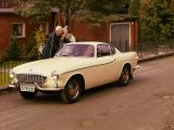 Volvo P1800 turns 50