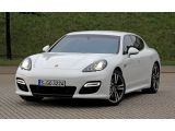 2012 Porsche Panamera Turbo S: First Drive