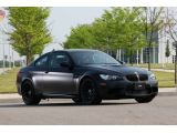 2011 BMW M3 Frozen Black Edition