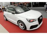 Audi A1 clubsport quattro at Le Mans