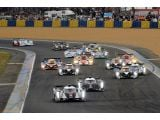 2011 24 Hours of Le Mans Race Start
