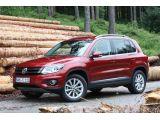 2012 Volkswagen Tiguan: First Drive
