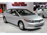 2012 Honda Civic Hybrid: New York 2011