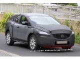 Mazda CX-5: Spy Shots