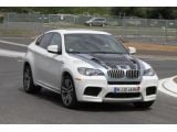 Special edition BMW X6 M spied on the ring 16.06.2011 / Copyright SB-Med