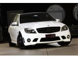 Mercedes-Benz C63 AMG WhiteStorm by Romeo Ferraris
