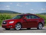 2011 Chevrolet Cruze: First Drive