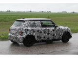 2013 MINI Cooper spy photo - 1.6.2011 / SB-Medien