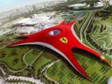 İşte Ferrari parkı
