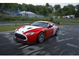 Aston Martin V12 Zagato at the Nurburgring