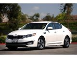 2011 Kia Optima Hybrid: Quick Spin