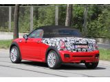 2012 MINI JCW Roadster spy photo - 30.6.2011 / SB-Medien