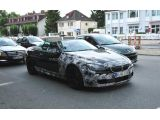 BMW M6 Cabriolet spy photos 30.06.2011 / Copyright: SB-Medien