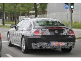 2012 BMW 6 Series GranCoupe spied with M-Package - 30.6.2011 / SB-Medien