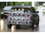 2013 BMW FWD model spy photos 30.06.2011 / Copyright: SB-Medien