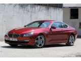 2012 BMW 6 Series Coupe: First Drive