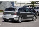 2012 Mercedes B-Class spy photo - 29.6.2011 / SB-Medien