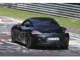 2013 Porsche Cayman spy photo - 5.7.2011 / SB-Medien