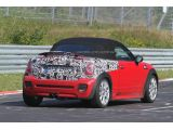 2012 MINI JCW Roadster spy photo - 5.7.2011 / SB-Medien