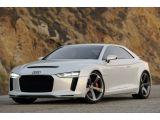 Audi Quattro Concept: Quick Spin